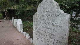 Cementerio de Trafalgar: por qué Gibraltar nunca será español
