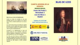 """La Armada honrará al almirante que """"infligió a Inglaterra su mayor derrota naval"""""""