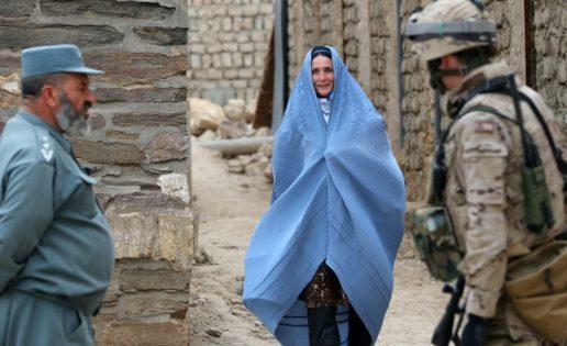 Un «adiós» a Badghis en diez fotografías