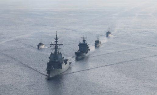 Ejercicio de la OTAN para evitar un «11-S» por mar