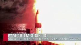 Así es el SM-3: el misil de los destructores de la US Navy en Rota