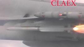 Vídeo: así dispara un caza Eurofighter un misil guiado Iris-T