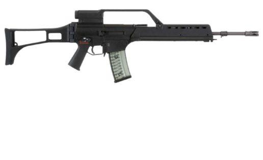 Historia Reciente Del Fusil Del Ejército Del Mauser Al Hk