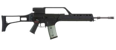 Hk G36 El Fusil Que Jubiló Al Cetme Por Tierra Mar Y Aire Abc
