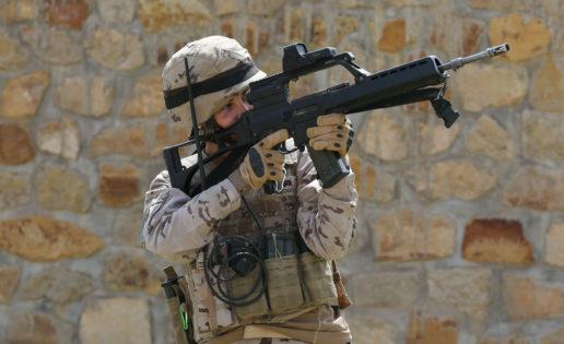 HK G36: El fusil que jubiló al Cetme