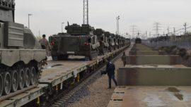 50 «tanques» y 1.100 militares para el mayor ejercicio acorazado