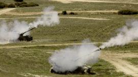 El obús del Sáhara Occidental que aún utiliza el Ejército