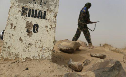 Frontera avanzada: jornadas del Ejército sobre la seguridad en África