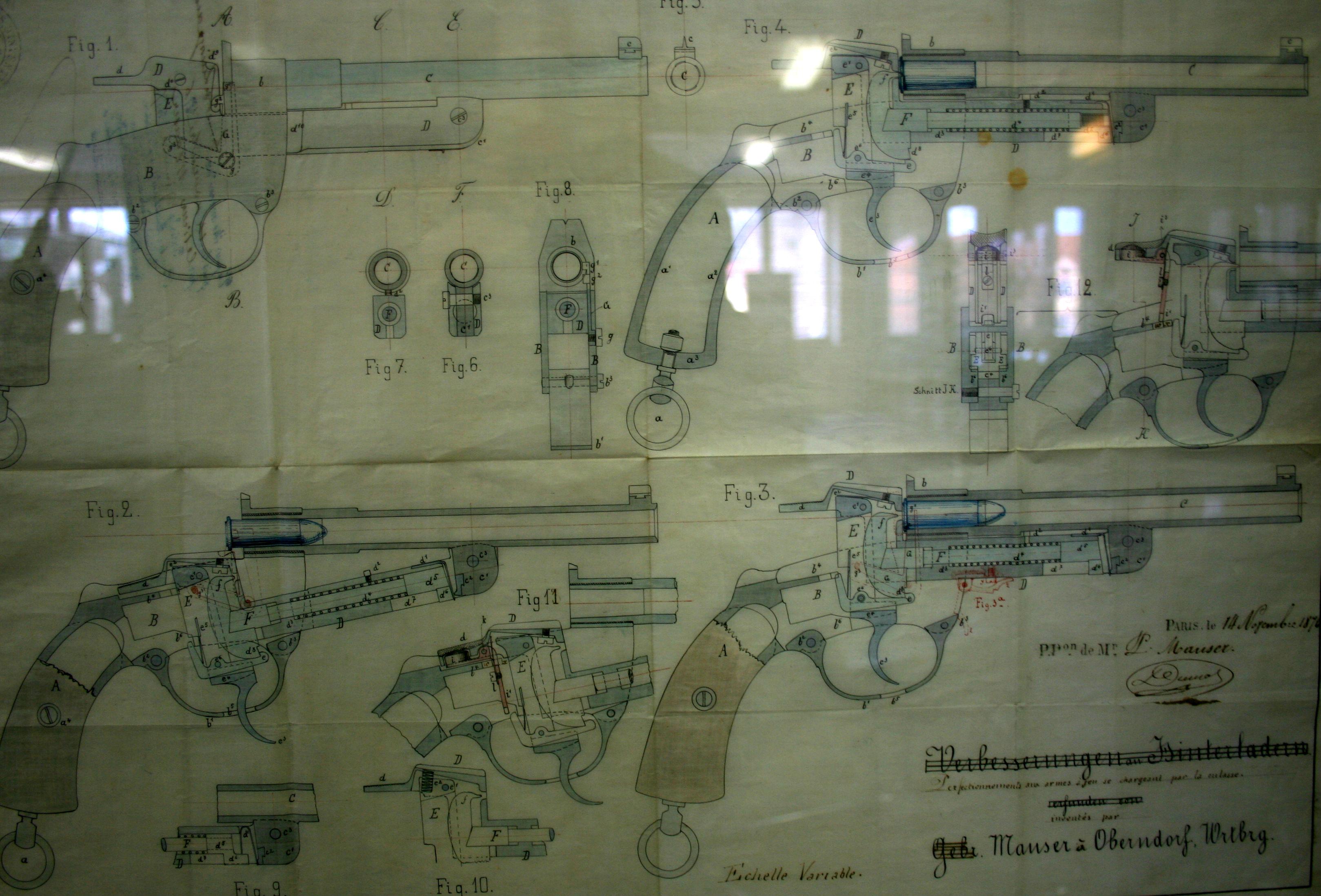 Oberndorf: la fábrica de armas de fuego del II y III Reich | Por ...