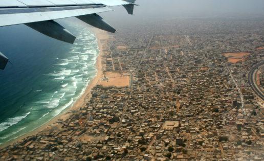 África, a vista de pájaro: de los refugiados de Bangui a la atlántica Dakar