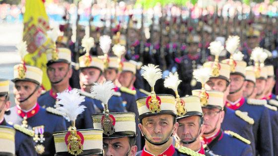 #Difas2019: el Día de las Fuerzas Armadas se celebrará el 1 de junio en Sevilla