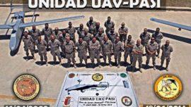 Adiós de las unidades PASI y Mizar a Afganistán