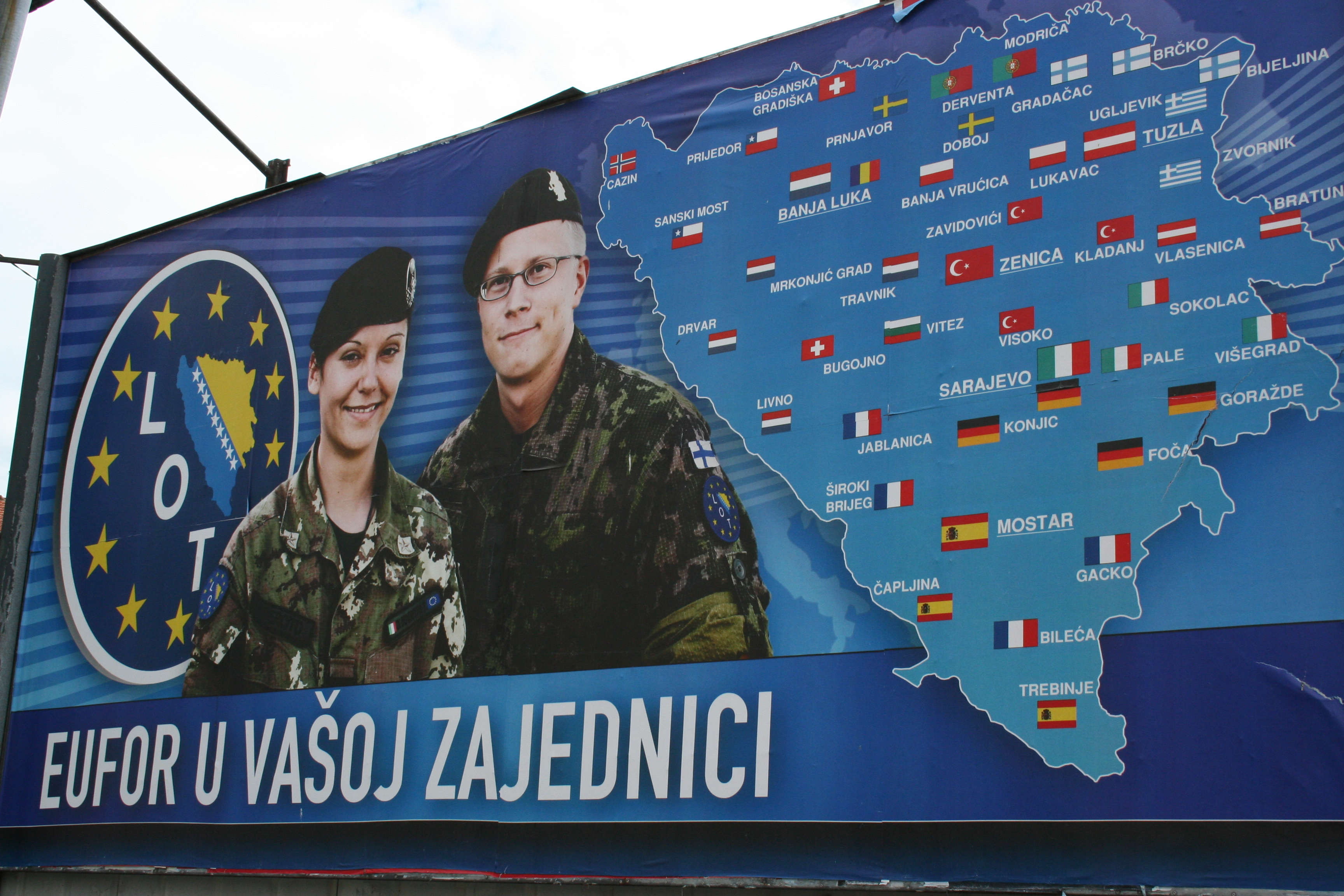 Sarajevo viaje a las races de la guerra  Por Tierra Mar y Aire