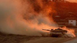 Merkava israelí vs. Leopardo español: la guerra de los carros de combate