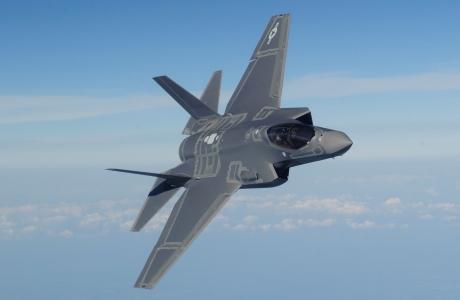 Bélgica elige el caza F-35 de EE.UU. frente a los europeos Eurofighter o Rafale