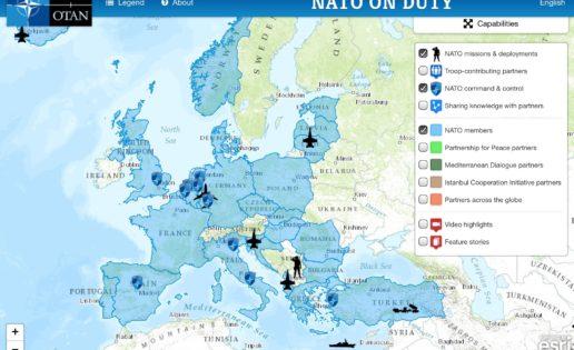 OTAN: diez gráficos ante la cumbre de Gales