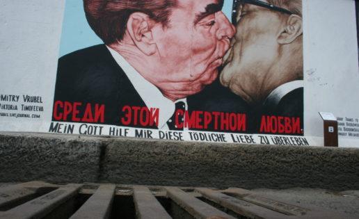 Mi muro de Berlín