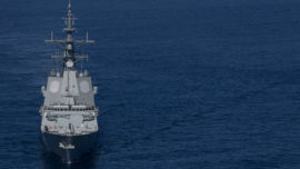 En 20 imágenes: la fragata española «Almirante Juan de Borbón»
