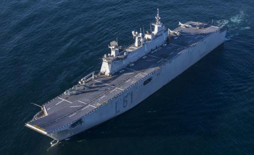 CIC: en el «cerebro» del buque «Juan Carlos I» de la Armada Española