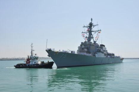 EE.UU. planea reforzar la base de Rota con un escuadrón de helicópteros de ataque naval