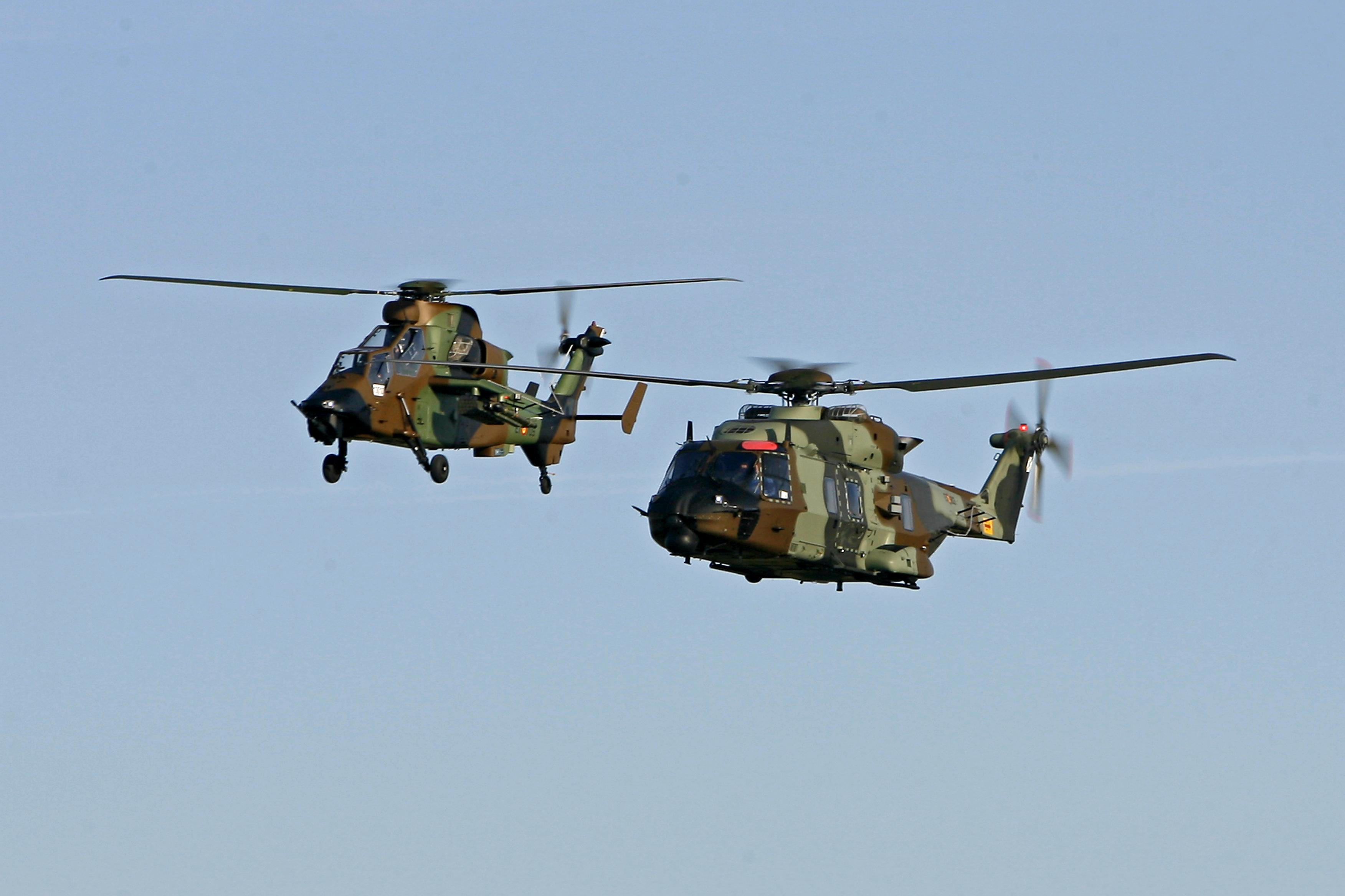 Elicottero Costo : Las famet recibirán sus primeros helicópteros nh en