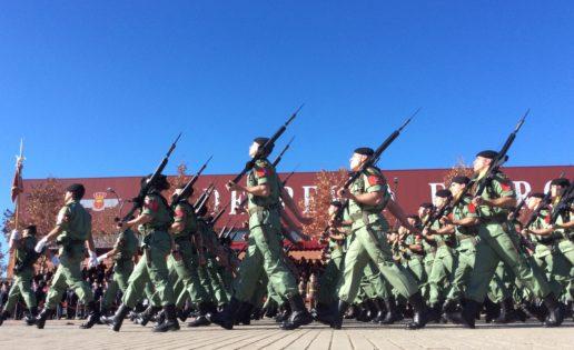 «Somos infantes de frontera»: el Ejército celebra en la Bripac la Inmaculada