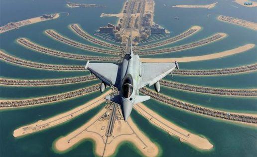 Eurofighter, a la espera del contrato de los 8.000 millones con Kuwait