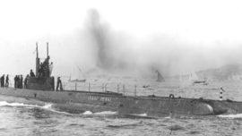 En 20 imágenes: el centenario del arma submarina en la Armada