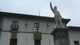 Motrico: …Y el alcalde Churruca partió a la batalla de Trafalgar