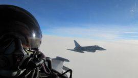 Morenés: los Eurofighter no están en Estonia para generar problemas a Rusia