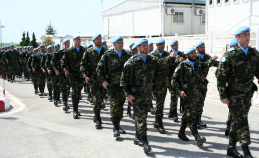 España se queda sin el mando militar de la misión de la ONU en Líbano