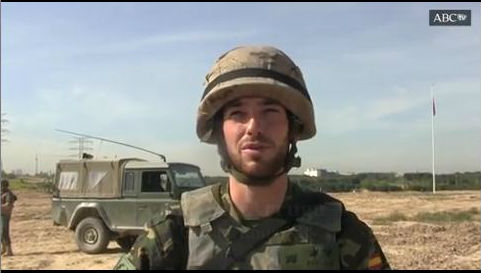 Vídeo: así se prepara la «Guadarrama» XII para la nueva misión en Líbano