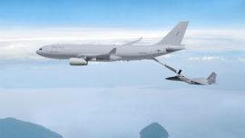 Airbus gana un contrato en Corea para fabricar cuatro aviones cisterna A330 MRTT