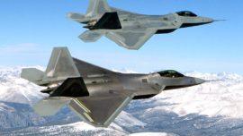 EE.UU. desplegará el caza F-22 por primera vez en Europa: objetivo disuadir la amenaza de Rusia