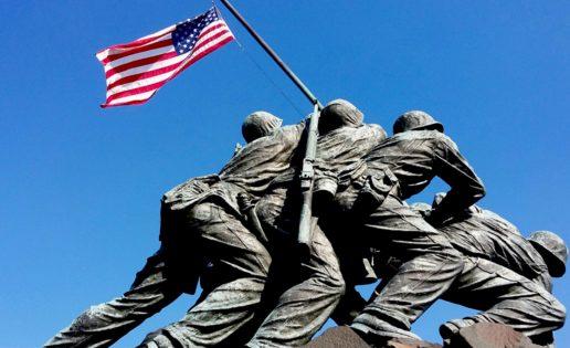 Washington (III): Iwo Jima, un memorial para los «marines»