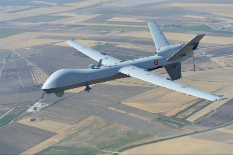 El MQ-9 Reaper italiano / General Atomics