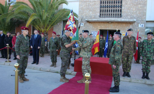 ¿Quién compone la «punta de lanza» de la OTAN que comanda España?