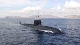 Submarino S-80: con el techo actual de gasto (2.135 millones) sólo hay para una unidad