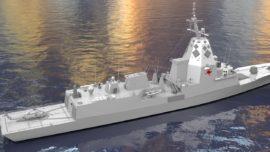 Navantia se queda sin el contrato de las nueve fragatas australianas