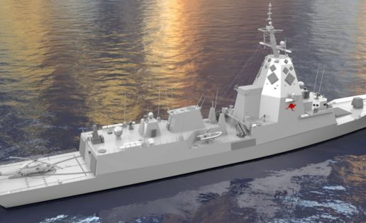Navantia, en la lista corta para el diseño de la futura fragata de Australia