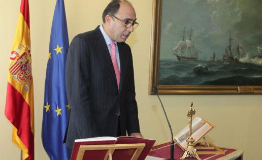 Un diplomático español, designado como «número 3» de la OTAN