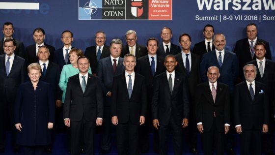 Cumbre de Varsovia (II): Obama enviará 1.000 soldados a Polonia