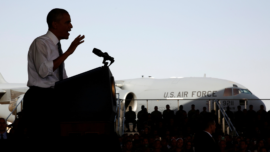 El discurso íntegro de Obama en Rota: «Hello Team Rota!»