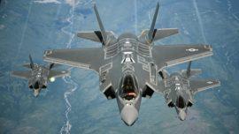 Cazas F-35 de EE.UU. participarán por primera vez en el curso TLP de Albacete