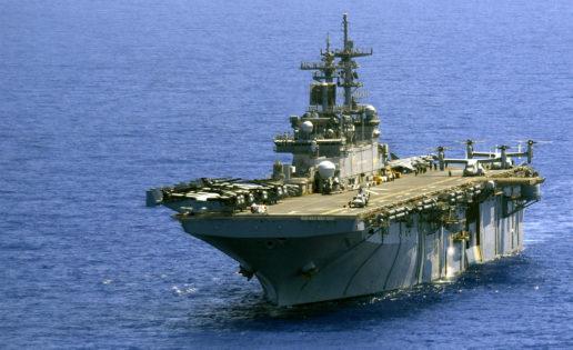 EE.UU. lanza su ataque contra el Daesh en Libia desde el buque Wasp