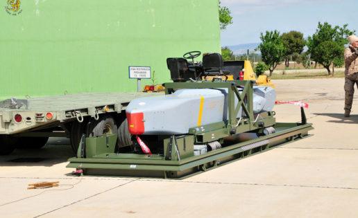 Los cazas F-18 prueban en Suecia el Taurus, el misil que alcanza los 300 kilómetros