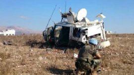 Líbano: explosiona un IED al ser pisado por un vehículo Lince español