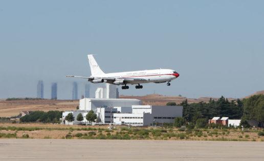 El Ejército del Aire jubila al Boeing 707… ¿habrá sustituto?