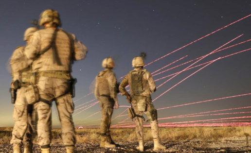 Batalla de Mosul: sigue el adiestramiento español en la retaguardia