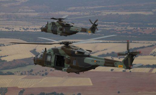 Vídeo: el «Caimán», el nuevo helicóptero de transporte del Ejército de Tierra